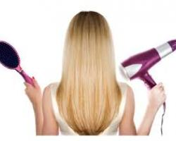 Indian Head +Wash and Blowdry deal image