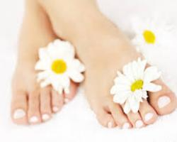 Luxury footcare and pedicure deal image